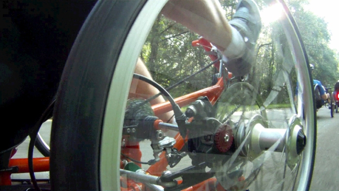 david bruce front wheel drive trike 5