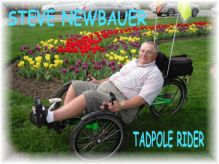 tadpole rider for blog
