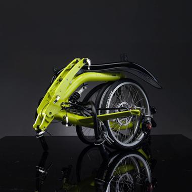 folding Challenge Trike Alize