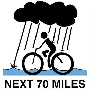 next 70 miles