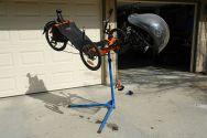 bike work stand