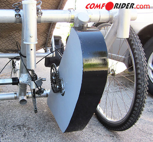 Comfortrider electric motorized