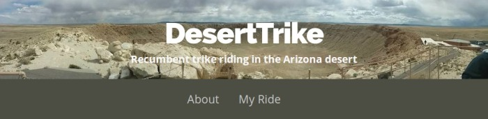 DesertTrike