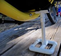 portable trike-stand