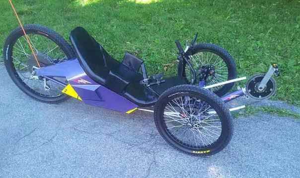 Arctrike right side