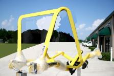 catrike trail frame