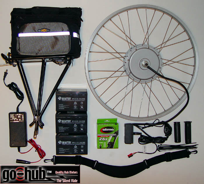 Electric Motor Kit For Trike: Electric Tadpole Trike With Reverse