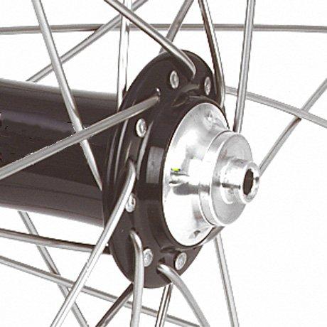 how to put spokes on a bike rim
