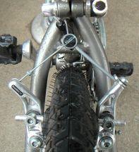 caliper Cantilever brake