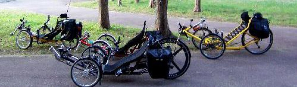 HOME BUILT RECUMBENT TRIKE DETAILED PLANS AND