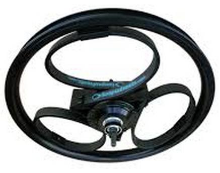 loopwheel with 11 speed Shimano Alfine hub