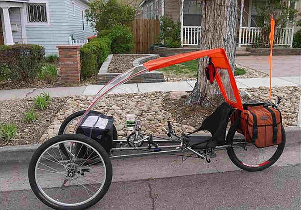 Catrike 3 Wheelers Bikes WHEEL TRIKE CAR