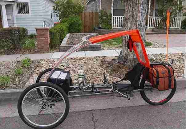 3 wheel trike car