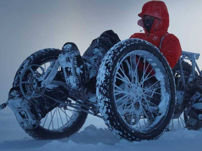 ICE polar trike 2