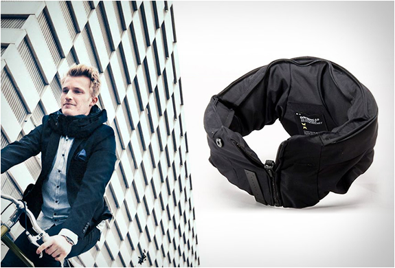invisible bicycle helmet 2