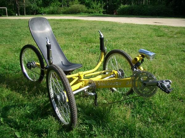 all wheel drive trike 14