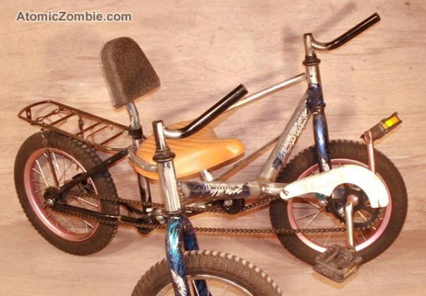 AZ homemade tadpole trike for kids 14