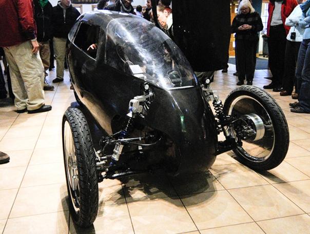 Raht Racer front