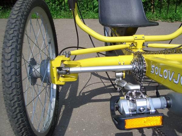 all wheel drive trike 10