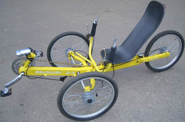all wheel drive trike 13