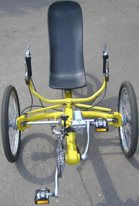 all wheel drive trike 2