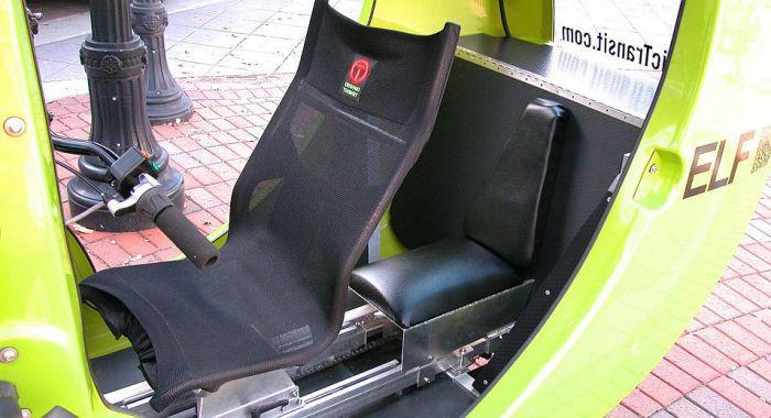 ELF e-trike 2 seater