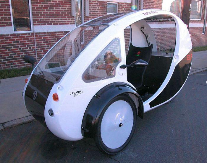 ELF e-trike police