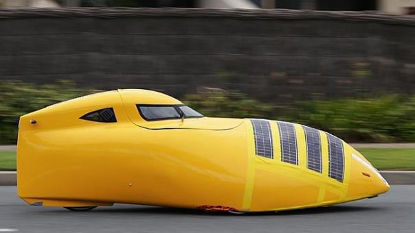 velomobile - sleek fast looking 2