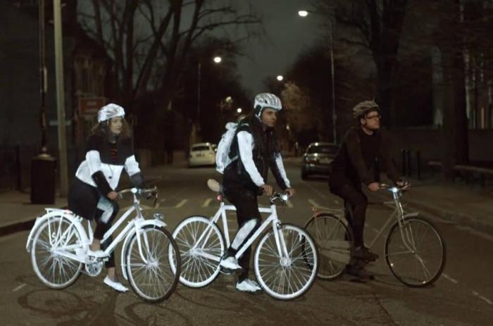 glow in the dark bikes