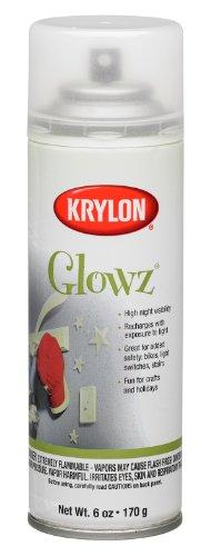 Krylon glowz spray paint