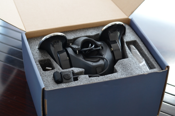loud bicycle horn in box