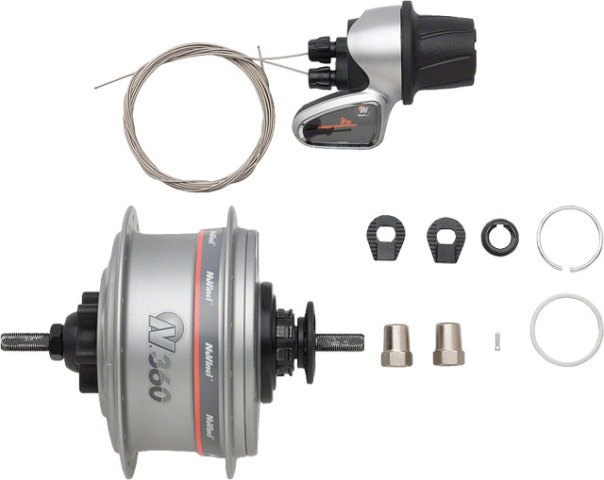 NuVinci 360 internal hub 2