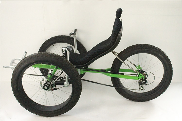 Tires Tadpole Rider