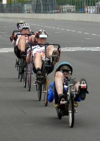 recumbent bikes racing