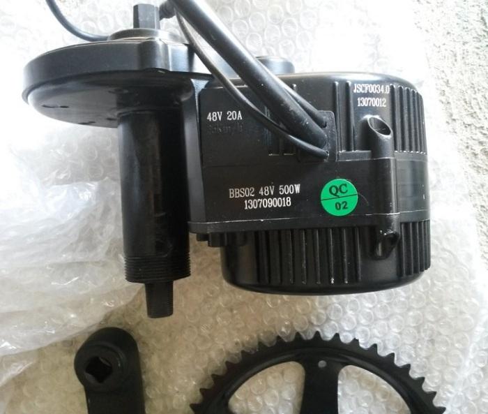Bafang electric motor kit 2