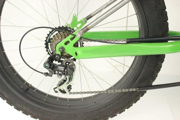 hartlander fat trike rear wheel