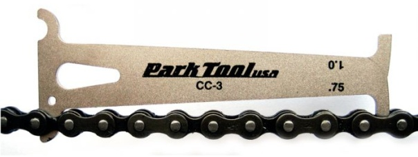 Parktool CC-3 chain wear indicator
