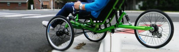 Utah Trikes FS Revolution Defiance left side view