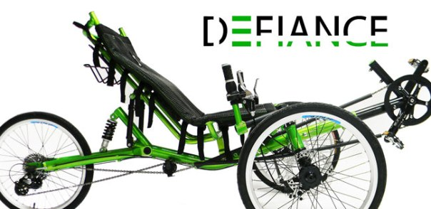 Utah Trikes FS Revolution Defiance right side view