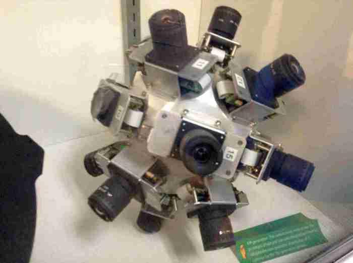 Google Maps Street View cameras 2