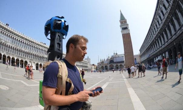 Google Street View Venice