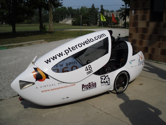 velomobile at JAP 5