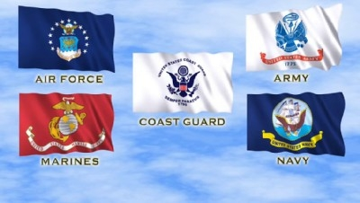 Military-Flags