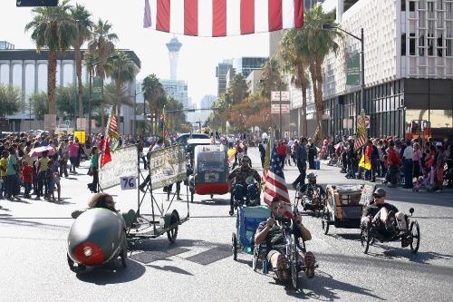 vets day parade
