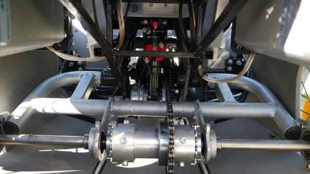 podride rear axle