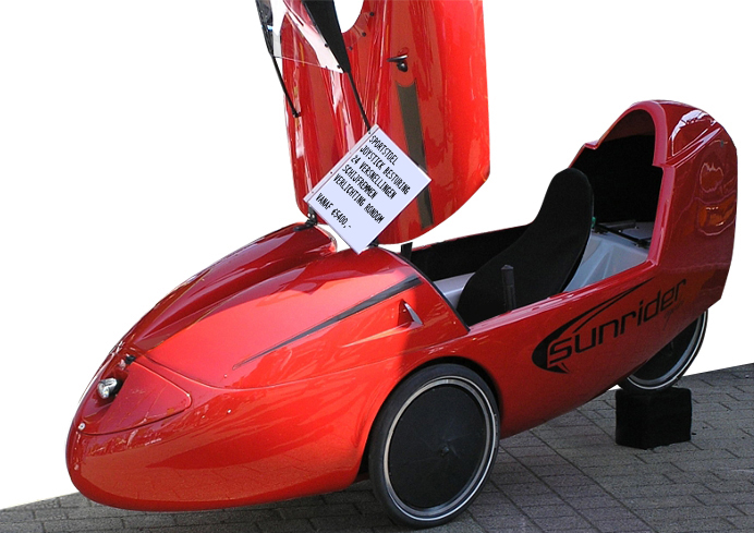 sunrider2 velomobile 2