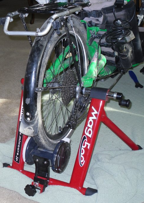 my indoor trainer 2 reduced
