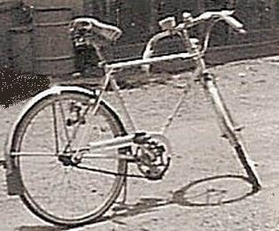 my Schwinn 3 speed racer