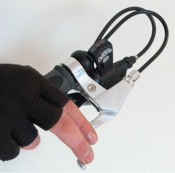 Azub handlebar brake lever