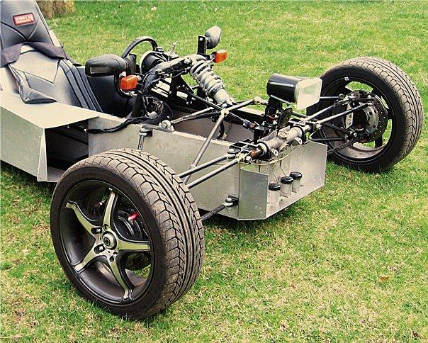 tadpole trike homemade motorcycle